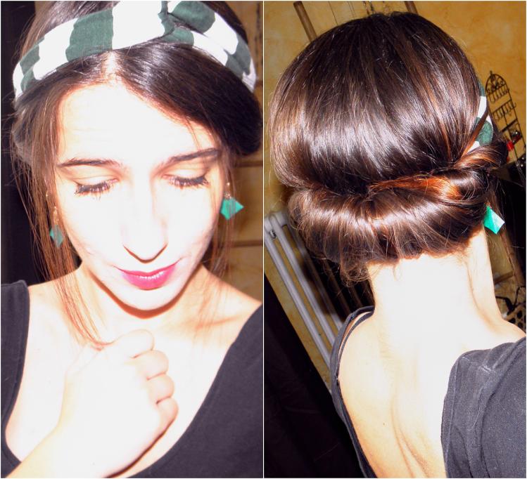 coiffure-Headband
