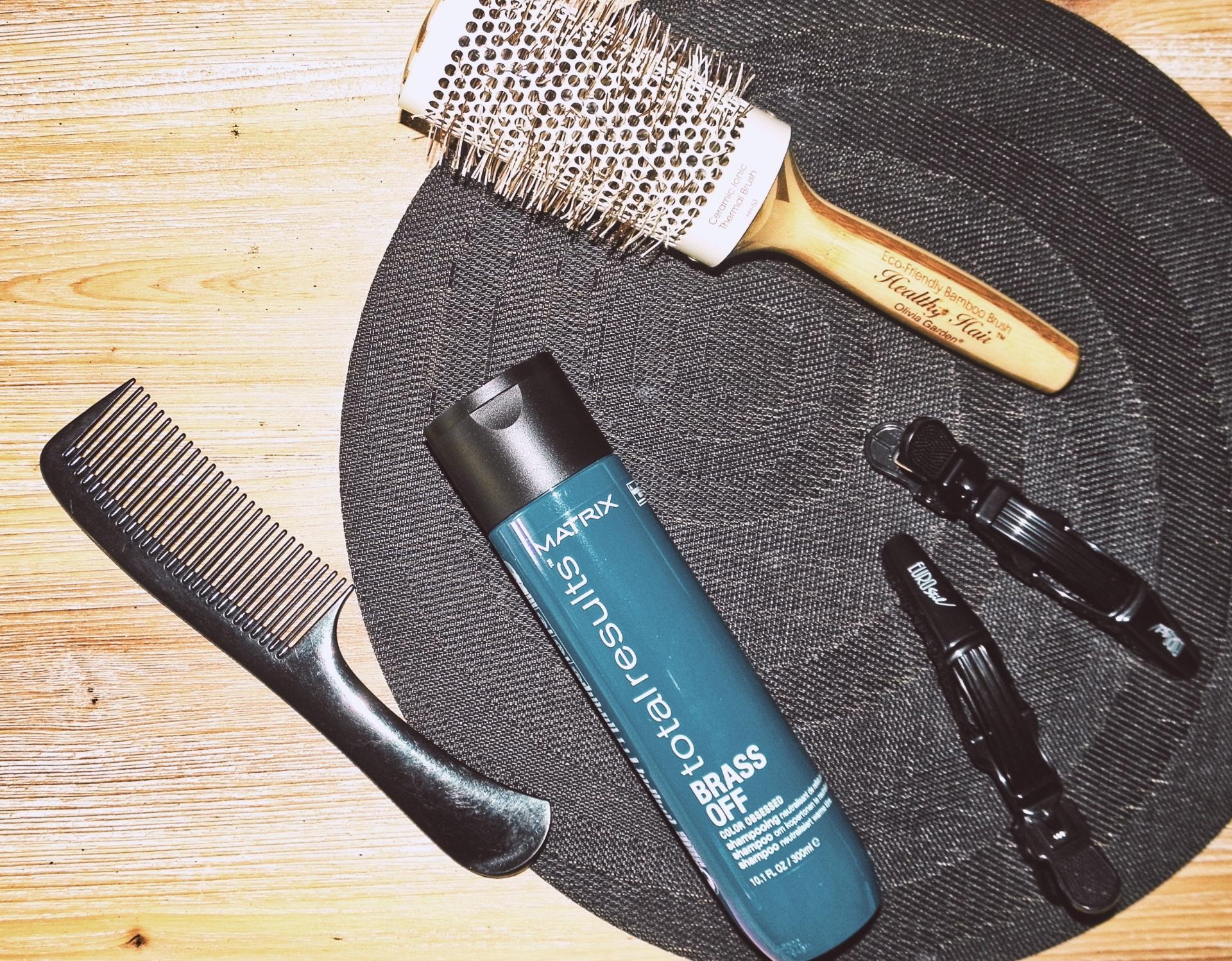 shampoo-matrix