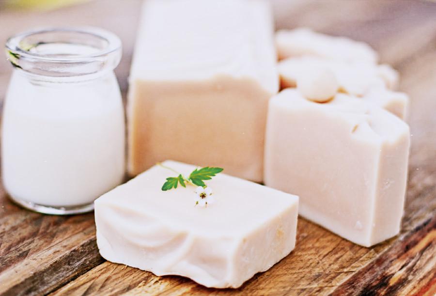 savon-lait-de-chèvre