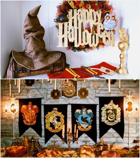 décoration-halloween-harry-potter
