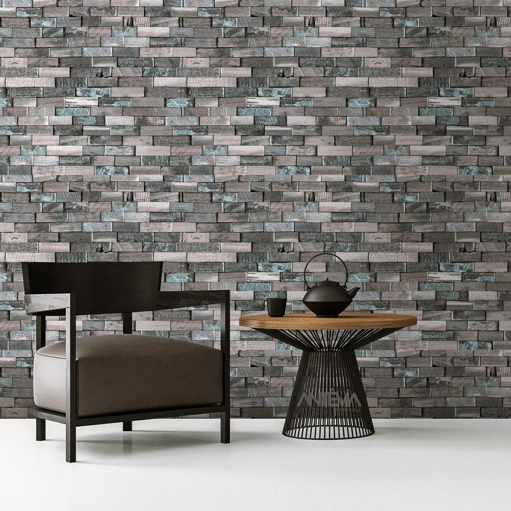 Inspiration pour un pend de mur dans un salon